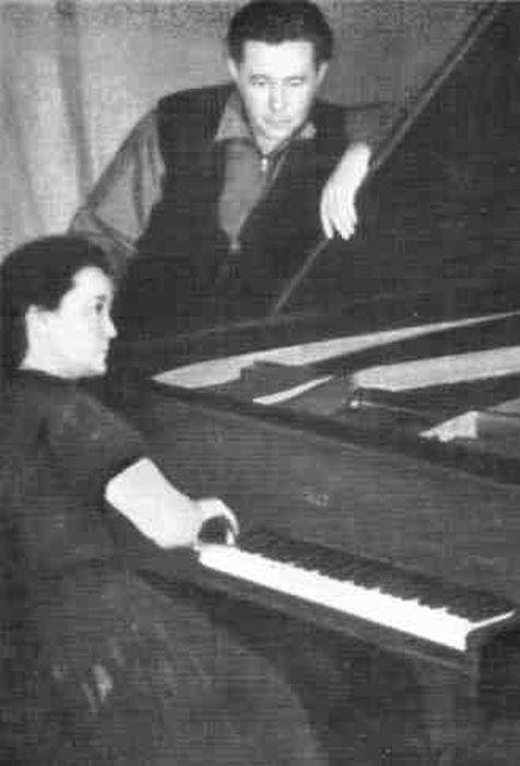 А. Солженицын и Н. Решетовская, Рязань, 1958 г. / Фото: www.belousenko.com
