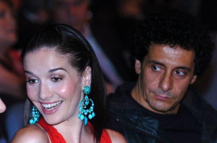 Наталия Орейро и Рикардо Мольо. / Фото: www.livestory.com.ua