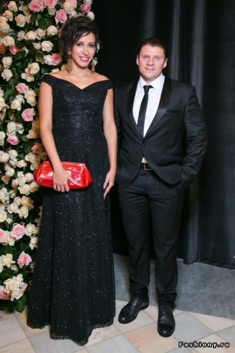 Елена Борщёва и Валерий Юшкевич. / Фото: www.st4-fashiony.ru