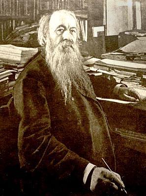 Владимир Стасов. / Фото: www.nlr.ru
