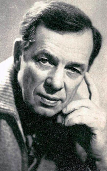 Георгий Жжёнов. / Фото: www.berkino.me
