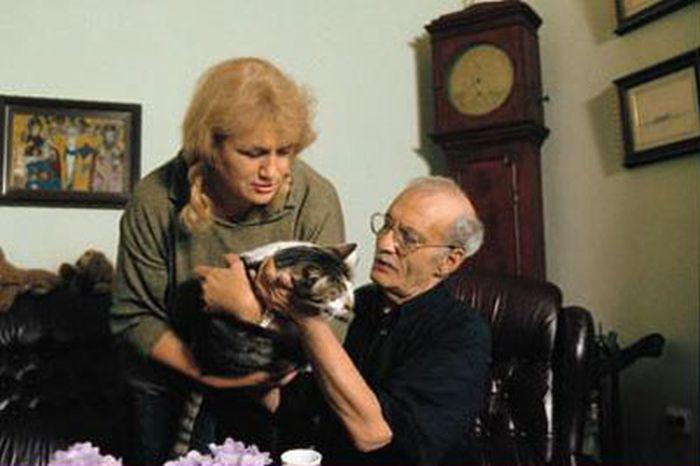 Георгий и Татьяна Данелия. / Фото: www.kino-teatr.ru