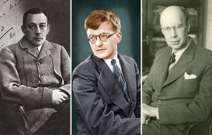 В жизни многих композиторов были увлечения, помимо музыки.