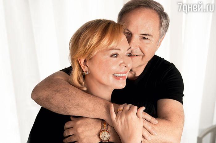 Родион Нахапетов и Наталья Шляпникофф. / Фото: www.7days.ru