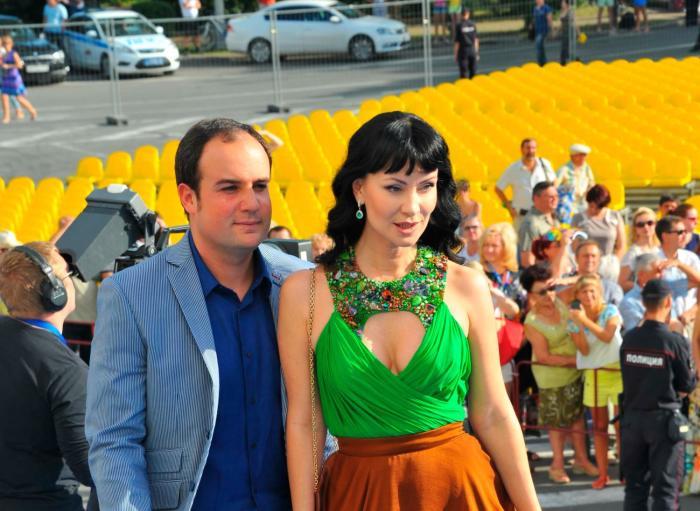 Александр Нестеров и Нонна Гришаева. / Фото: www.dni.ru
