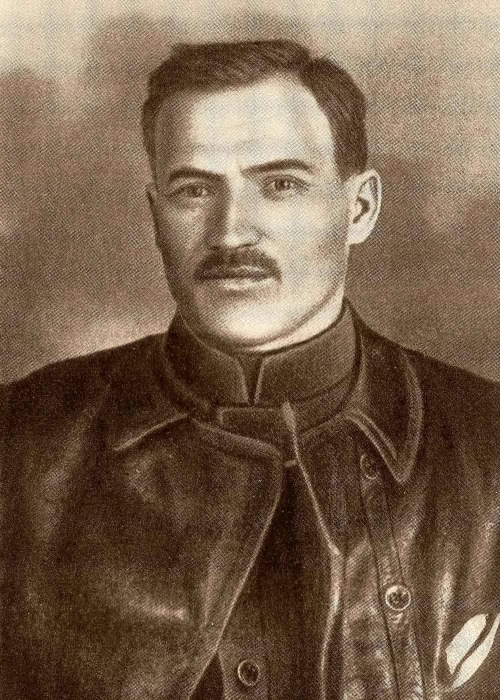 Артём Фёдорович Сергеев. / Фото: www.region-history.ru