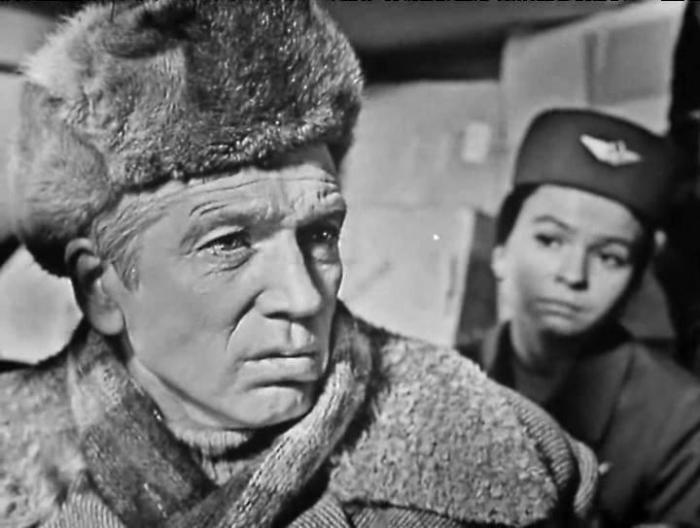 Валентин Зубков, кадр из фильма «Транзит на север». / Фото: www.kino-teatr.com