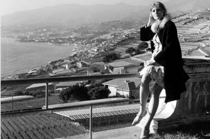Анна Герман в Сан-Ремо, 1967 год. / Фото: www.regnum.ru