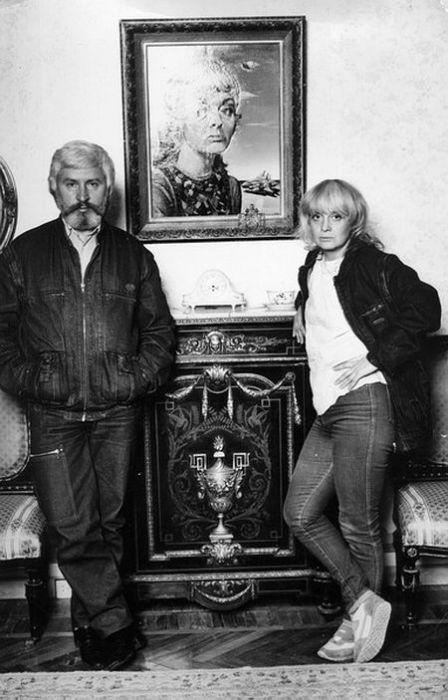 Ольга Антонова и Игорь Иванов. / Фото: www.ptj.spb.ru
