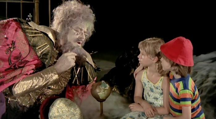 Кадр из фильма «Мария, Мирабела». / Фото: www.mail.ru