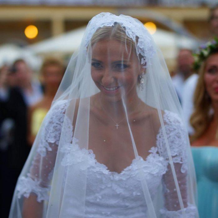 Счастливая невеста. / Фото: www.sochi-express.ru