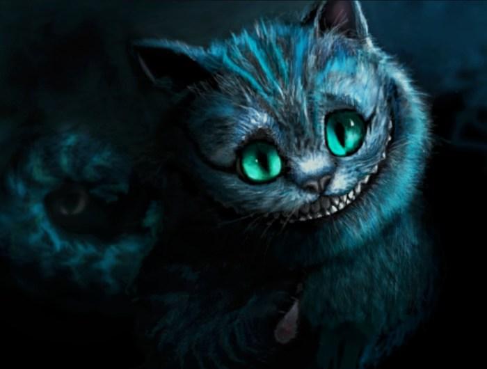 Чеширский кот. / Фото: www.ecoterica.com