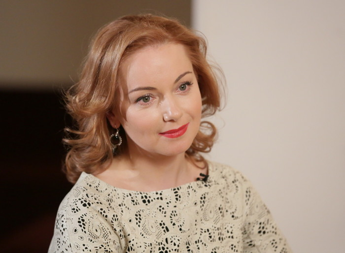 Ольга Будина. / Фото: www.woman.ru