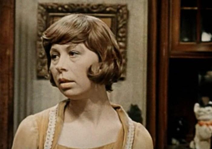 Вера Ивлева, кадр из фильма «12 стульев». / Фото: www.kino-teatr.ru
