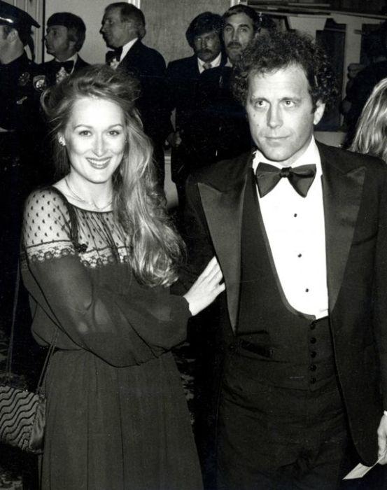 Мерил с мужем Доном Гаммером. / Фото: www.lady.ru