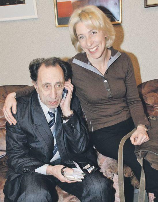 Илья и Юлия Рутберг. / Фото: www.caoinform.ru