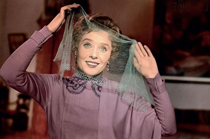 Руфина Нифонтова, кадр из фильма «Хождение по мукам». / Фото: www.7days.ru