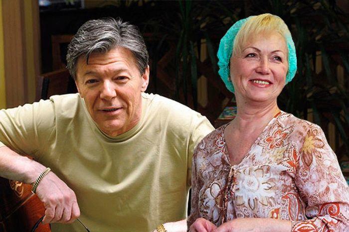 Людмила Савельева и Александр Збруев. / Фото: www.alabanza.ru