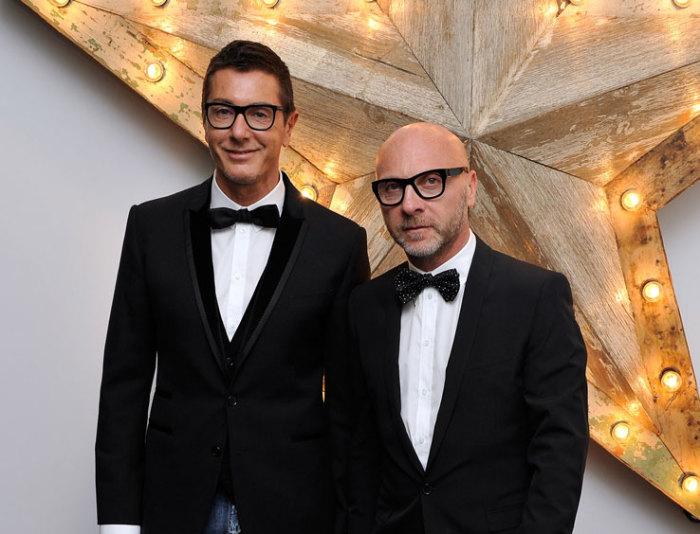 Доменико Дольче и Стефано Габбана. / Фото: www.kubanvseti.ru
