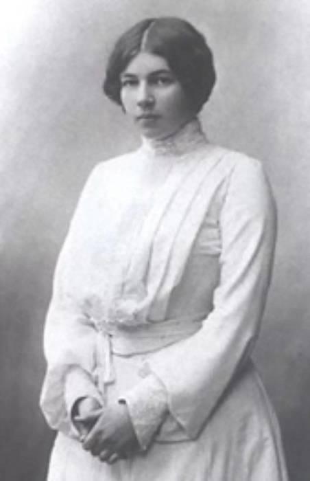 Любовь Менделеева. / Фото: www.moscovery.com