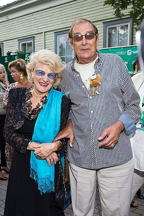Светлана Дружинина и Анатолий Мукасей. / Фото: www.fakty.ua