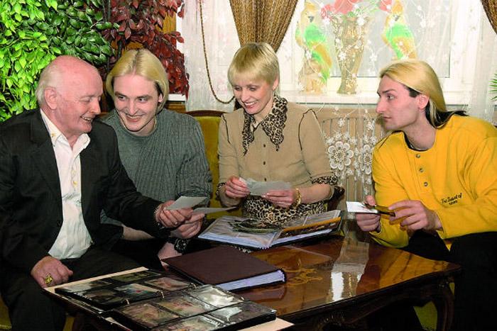 Семья Запашных. / Фото: www.nz1.ru
