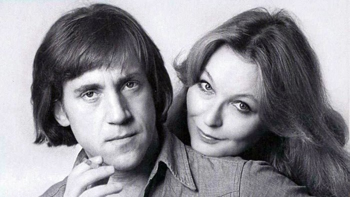 Владимир Высоцкий и Марина Влади. / Фото: www.vysotsky-gallery.org