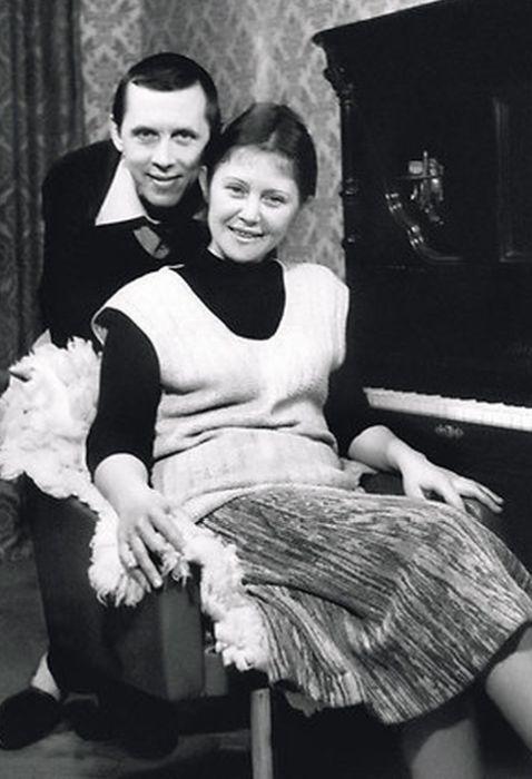 Валерий и Тамара Золотухины. / Фото: www.7days.ru