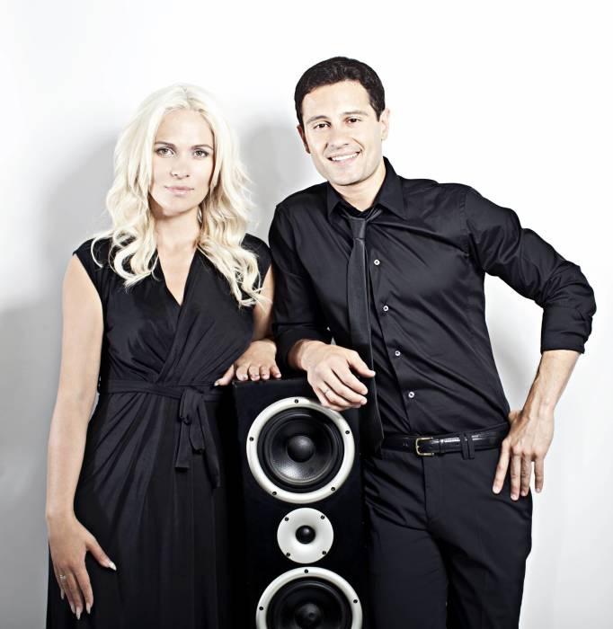 Виктория и Антон Макарские. / Фото: www.makarsky.ucoz.ru