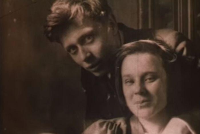 Сергей Образцов с женой Соней. / Фото: семейный архив
