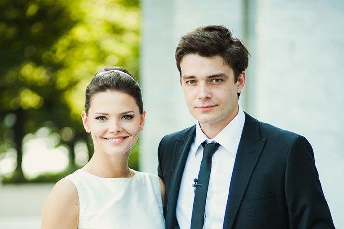 Елизавета Боярская и Максим Матвеев. / Фото: www.bojarskaja.ru