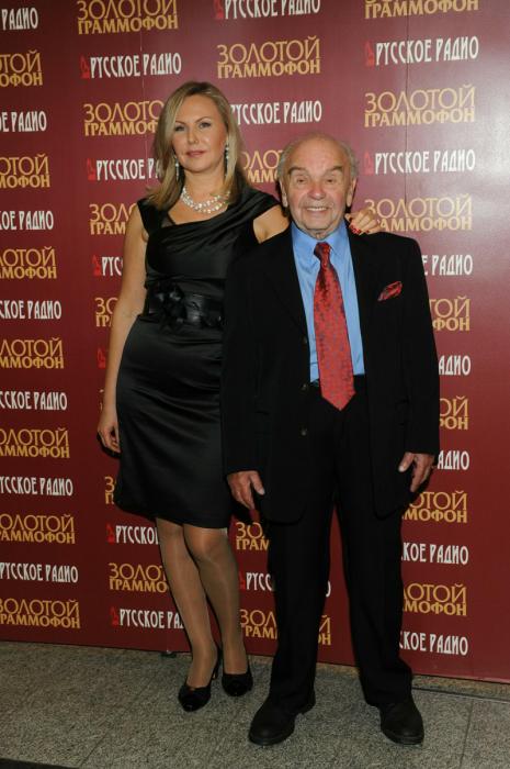 Владимир Шаинский с женой. / Фото: www.games-of-thrones.ru