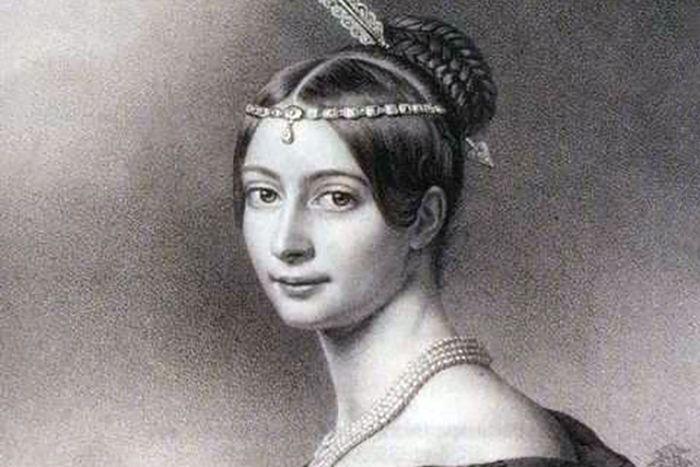 Эрнестина фон Пфеффель, вторая жена Фёдора Тютчева. / Фото: www.24smi.org