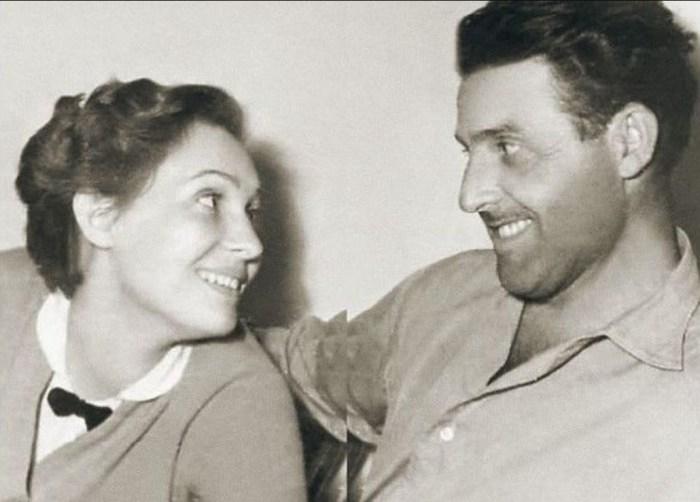 Лидия Козлова и Михаил Танич. / Фото: www.love-psy.ru