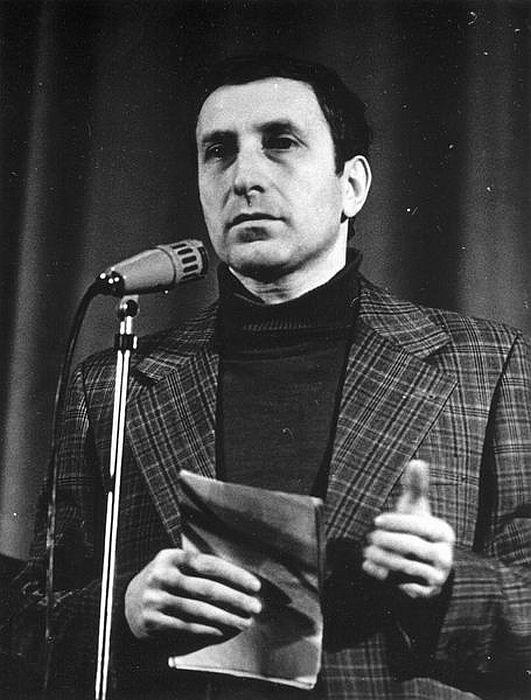 Валерий Миляев. / Фото: www.bards.ru