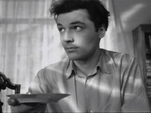 Александр Шворин, кадр из фильма «Летят журавли». / Фото: www.kino-teatr.ru
