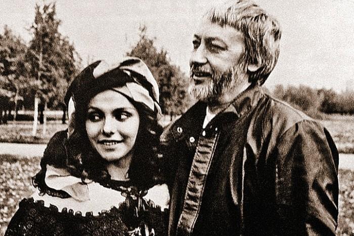 Георгий Юнгвальд-Хилькевич и Надира Мирзаева. / Фото: www.kp.ru
