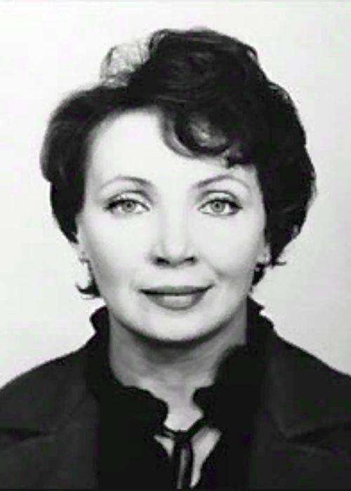 Элла Красовская.  / Фото: www.theatreinform.ru