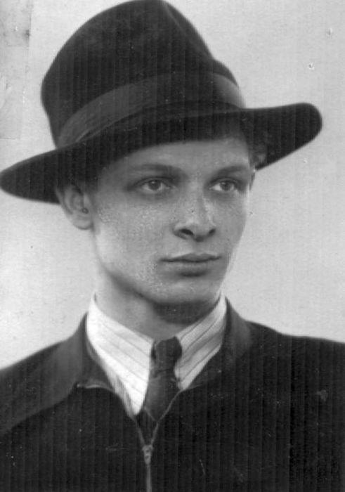 Эдуард Хиль, 1953. / Фото: www.persons-info.com