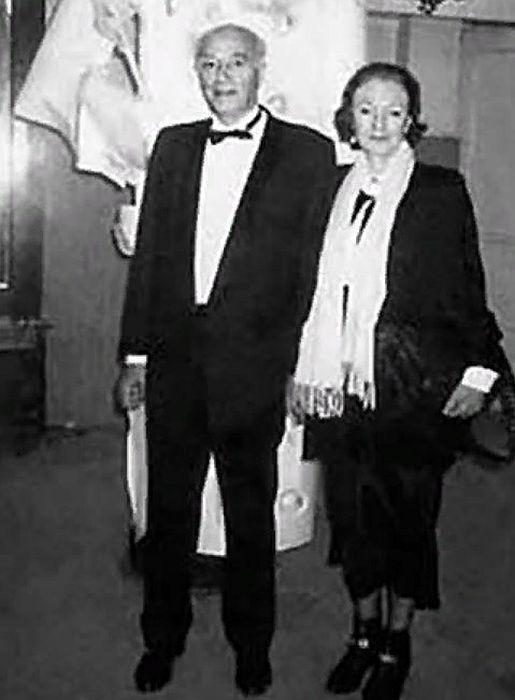 Владимир Этуш и Нина Крайнова. / Фото: www.24smi.org