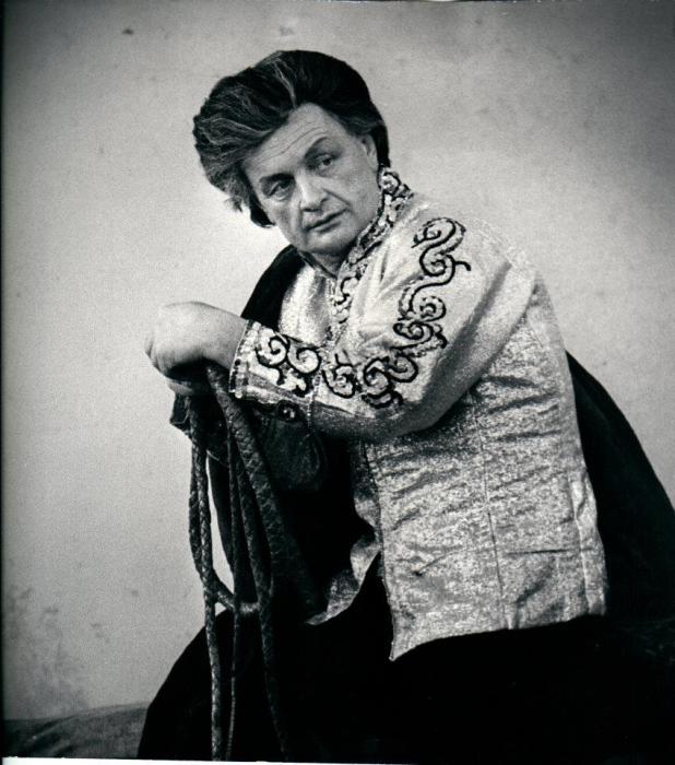 Вальтер Запашный. / Фото: из архива Т.Запашной