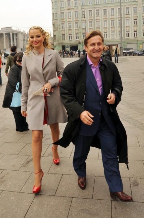 Мария Максакова и Владимир Тюрин. / Фото: www.fastpic.ru