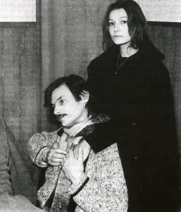 Наталья Бондарчук и Андрей Тарковский. / Фото: www.zhar-ptica.com