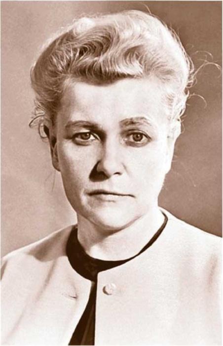 Екатерина Фурцева. / Фото: www.multiurok.ru