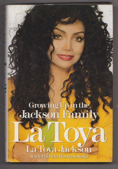 Книга «Расти в семье Джексон». / Фото: www.amazon.com
