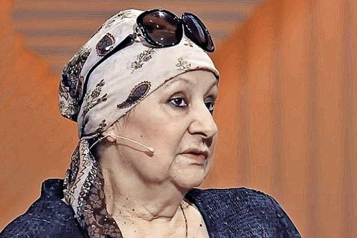 Внучка Леонида Брежнева Виктория. / Фото: www.mtdata.ru