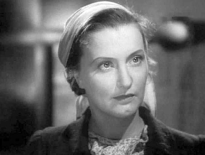 Татьяна Еремеева в фильме «Страницы жизни», 1948. / Фото: www.kino-teatr.ru