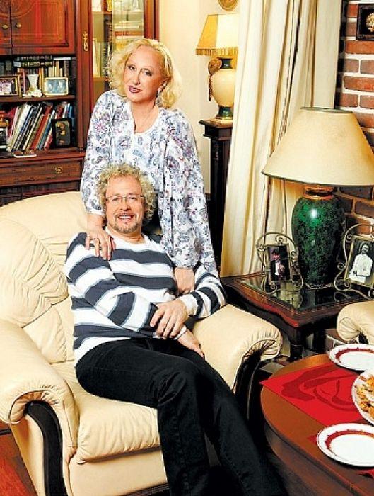 Лора Квинт и Андрей Билль. / Фото: www.tele.ru