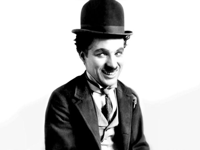 Чарли Чаплин. / Фото: www.dropi.ru