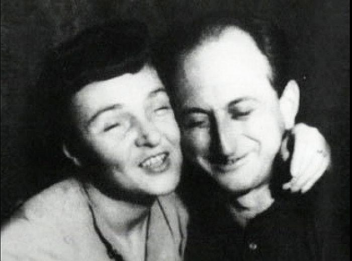 Елена Кузьмина и Михаил Ромм. / Фото: www.fenixclub.com